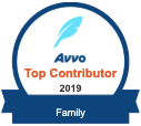 Avvo Top Contributor badge